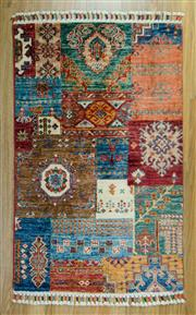 Sale 8672C - Lot 82 - Afghan Aryana 126cm x 80cm