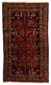 Sale 8800C - Lot 86 - A Vintage Kunduzi Hand Knotted Wool Rug, 160 x 270cm