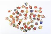 Sale 8806 - Lot 37 - Collection of Various Vintage Rugby League Badges