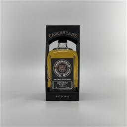 Sale 9142W - Lot 1045 - Glengarioch Distillery 24YO Single Malt Scotch Whisky - bottled by Cadenhead Small Batch, 47.8% ABV, 700ml in box