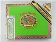 Sale 8423 - Lot 632 - 10x Ramon Allones Club Allones Cigars, Cuba - 2015 Edicion Limitada in original wood box marked OCT 15