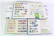 Sale 8944 - Lot 93 - 2 Blue & 1 Green Albums Australian Stamps