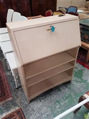 Sale 8601 - Lot 1518 - Drop Front Writing Desk