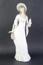 Sale 8823 - Lot 20 - Lladro Figure of a Lady