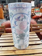 Sale 8889 - Lot 1091 - Oriental Style Umbrella Stand