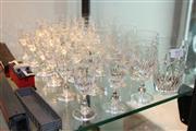 Sale 8322 - Lot 97 - Webb Corbett Crystal Drink Wares (24)