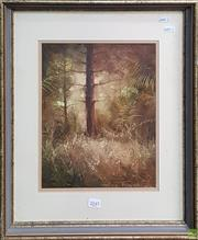 Sale 8600 - Lot 2045 - Peter Fennell (1949 - ) - Away From It All 34 x 26.5cm (frame: 55 x 44.5cm)