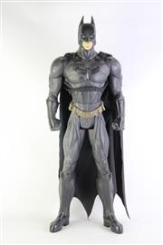 Sale 8827T - Lot 631 - A Batman Figure together with A Batman Battle Suit (h.80cm)