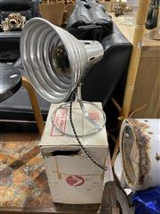 Sale 8876 - Lot 1019 - Retro Gilseal Infra-red Lamp