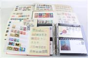 Sale 8944 - Lot 99 - 7 Albums of World Stamps