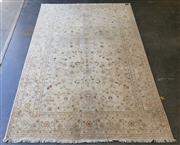 Sale 9059 - Lot 1059 - Golden Tone Woollen Rug (310 x 210cm)