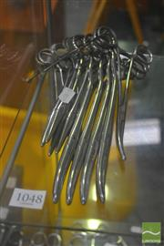 Sale 8326 - Lot 1048 - Collection of Medical Clamps