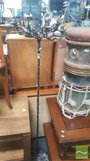 Sale 8424 - Lot 1008 - Metal Candelabra