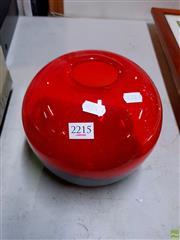 Sale 8582 - Lot 2215 - Art Glass Vase