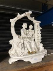 Sale 8789 - Lot 2307 - Statue of Lovers