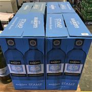 Sale 8801W - Lot 21 - 4x 6 Hardys Stamp Sauvignon Blanc, 1000ml (24 bottles)
