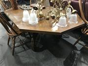 Sale 8893 - Lot 1032 - Drexel Extension Dining Table