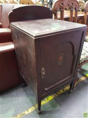 Sale 8601 - Lot 1162 - Art Deco Pot Cupboard