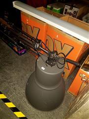 Sale 8668 - Lot 2086 - Industrial Style Floor Lamp