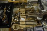 Sale 8326 - Lot 1050 - Set of Dental Pliers & Gas Mask Frame