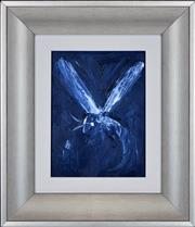 Sale 8349 - Lot 559 - Kevin Charles (Pro) Hart (1928 - 2006) - Dragonfly 20 x 15cm