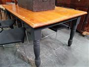 Sale 8724 - Lot 1059 - Timber Dining Table