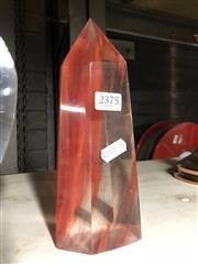 Sale 8789 - Lot 2375 - Red Cloud Obelisk