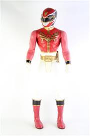 Sale 8827T - Lot 630 - A Power Ranger Figure (h.80cm)