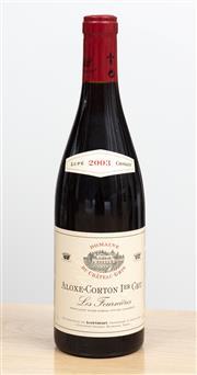 Sale 9023H - Lot 45 - 2003 Chateau Gris Aloxe -Corton Premier Cru Les Fournieres Bourgogne