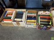 Sale 8582 - Lot 2406 - 4 Boxes of Various Books