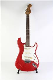 Sale 8783 - Lot 8 - Fender Style Electric Guitar