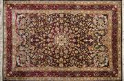 Sale 8290A - Lot 95 - Khashmiri Pure Silk 195cm x 122cm RRP $8000
