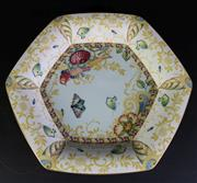 Sale 8985 - Lot 87 - A Spode Sumatra Design Dish (Dia 36cm)