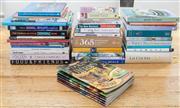 Sale 8575H - Lot 48 - A quantity of cook books including La Cucina DÓro