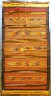 Sale 8676 - Lot 1159 - Persian Kilim (240 x 112cm)