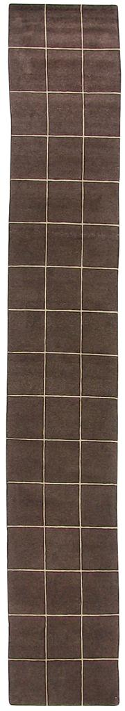 Sale 8741A - Lot 8 - A Cadrys Jan Kath Nepalese hand knotted - Tibetan highland wool runner, 550x80cm