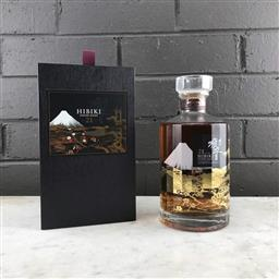 Sale 9089W - Lot 18 - Hibiki Mount Fuji Limited Edition 21YO Blended Japanese Whisky - 43% ABV, 700ml in presentation box