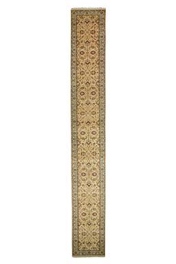Sale 9185C - Lot 34 - INDIAN JAIPURI, 76X607CM, HANDSPUN WOOL