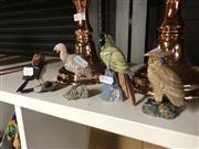 Sale 8789 - Lot 2376 - Gemstone Animals