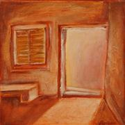 Sale 8655 - Lot 2082 - Pantano (3 works) - Doorway to Light Series, No. 1 - 3 27 x 27cm, each