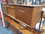 Sale 8705 - Lot 1045 - Jentique Teak Sideboard
