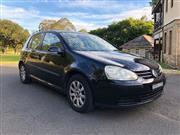 Sale 8776A - Lot 1 - Make: Volkswagen Model: Golf Comfortline 2.0 110 Kw FSi Body: 5 Door Hatch Year: 2008 Reg No: DPD 22F Reg Exp: 5/7/19 Ex...