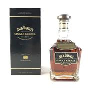 Sale 8830W - Lot 52 - Jack Daniels Singel Barrel Select - 2011 Second Generation Australian Version Tennessee Whiskey with Sydney Australia Metal Neck...