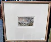 Sale 9058 - Lot 2003 - John Caldwell - Beyond Bathurst 33 x 36 cm