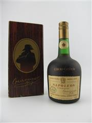 Sale 8403W - Lot 97 - 1x Courvoisier Napoleon Cognac - 350ml, old bottling in box