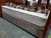 Sale 8585 - Lot 1713 - Ensemble Bed & Mattress