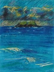 Sale 8870 - Lot 2057 - Sergio Sill (1946 - ) - Jarvis Bay 49 x 36.5cm