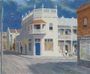 Sale 8867A - Lot 5061 - Max Boyd (1915 - 1988) - Old Sydney 45 x 54cm