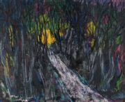 Sale 8929 - Lot 577 - Maximillian Feurring (1986 - 1985) - Enchanted Path 59.5 x 73.5 cm