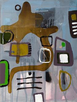Sale 9096A - Lot 5087 - Peter Poulet (1960 - ) - Untitled, 2006 51 x 38 cm